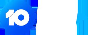 Ten play logo