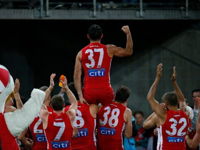 AFL Photos, Photo by Michael Willson
